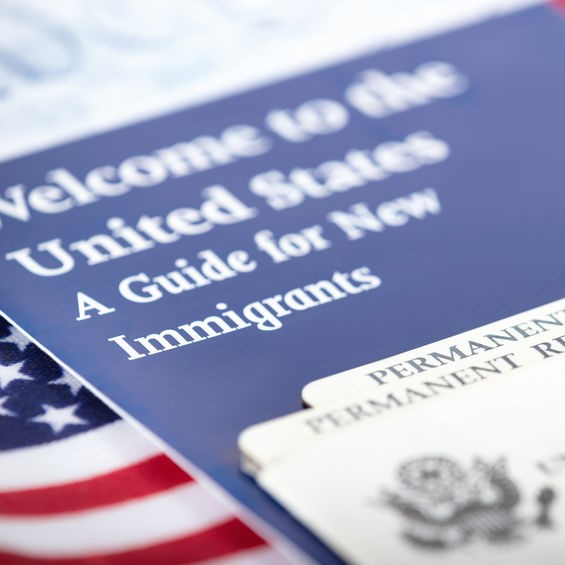 immigrations cards