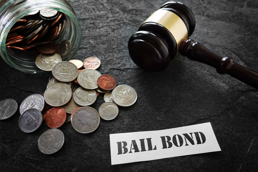 Bail Bonds for Those Arrested