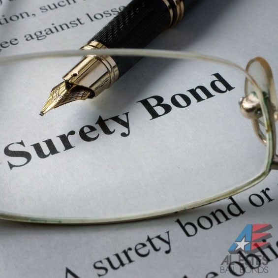 Our Bail Bondsman Can Help You With Surety Bonds and More
